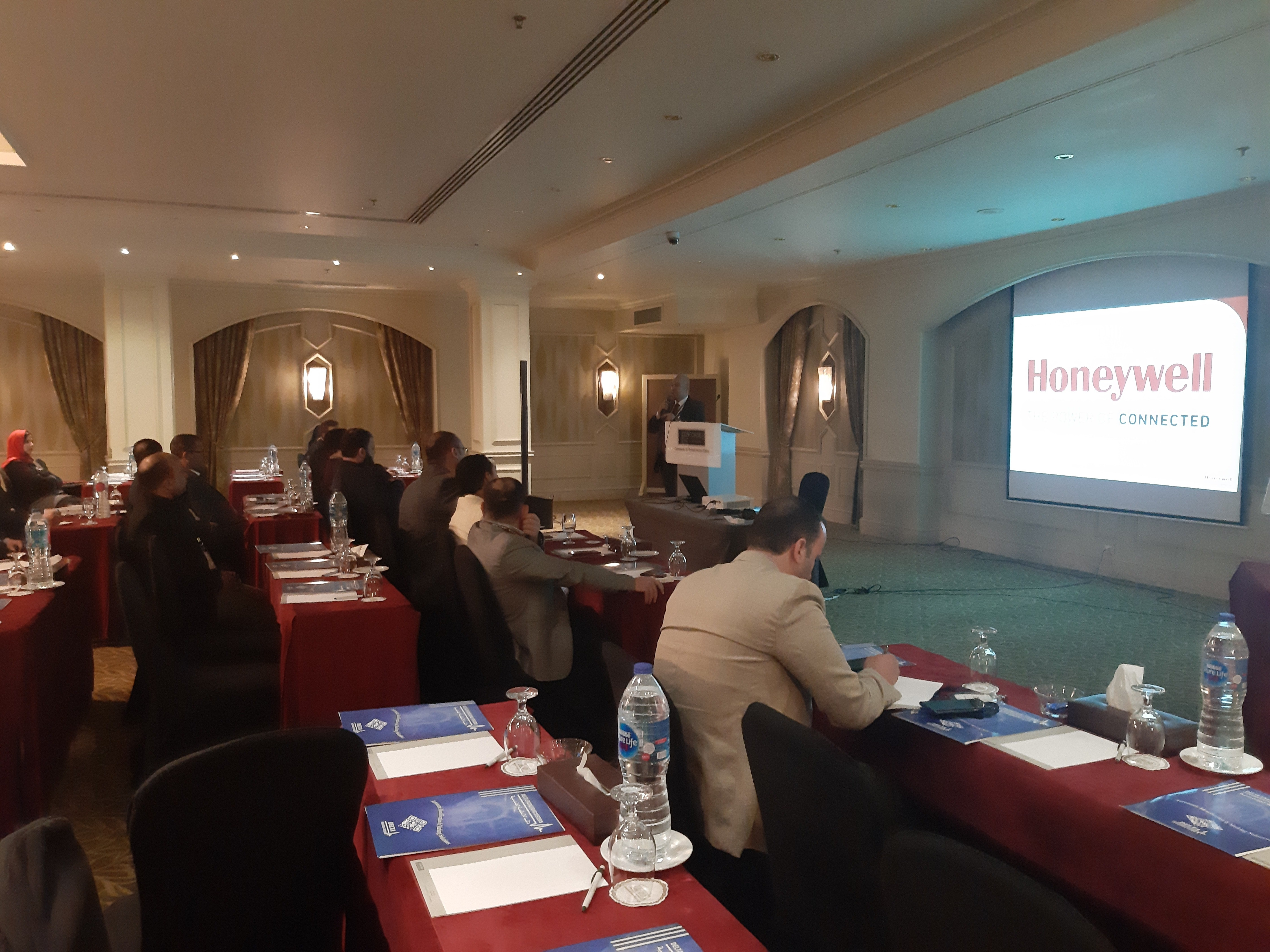 Delta-Honeywell Event, New business in Egypt